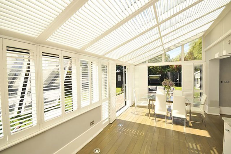 conservatory blinds Hampshire